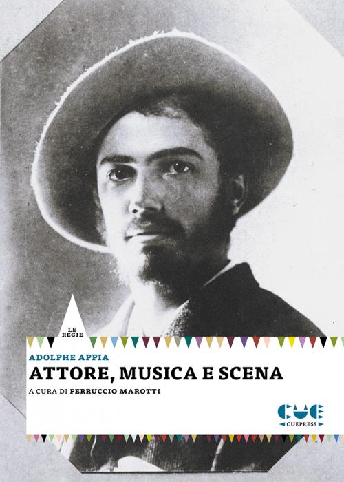 Cover Attore, musica e scena