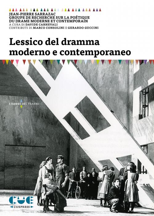 Lessico del dramma moderno e contemporaneo I saggi sul teatro